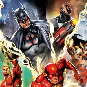 DCU: Justice League: The Flashpoint Paradox (2013) - Rotten
