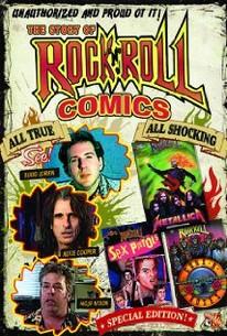 The Story Of Rock N Roll Comics