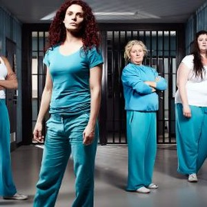 Nicole da Silva, Danielle Cormack, Celia Ireland, Katrina Milosevic and Shareena Clanton (from left)