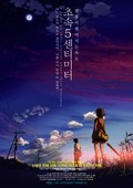 Byôsoku 5 senchimêtoru (5 Centimeters per Second) (A Chain of Short Stories about Their Distance)