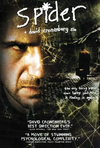 Spider (2002) - Rotten Tomatoes