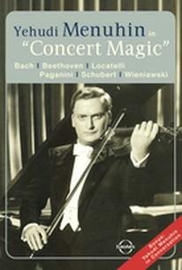 Yehudi Menuhin in Concert Magic