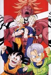 Doragon bôru Z 10: Kiken na futari! Sûpâ senshi wa nemurenai(Dragon Ball Z 10: Mischievous Partners)