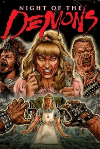Image result for Night Of The Demons (1988)