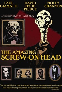 Amazing Screw-On Head