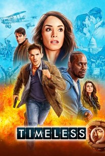 Timeless: Season 2 - Rotten Tomatoes