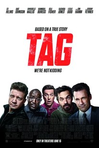 Tag 2018 Rotten Tomatoes