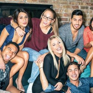 Jason, Violetta, Nicole, Madison, Bruno, Tony and Sylvia (from left)