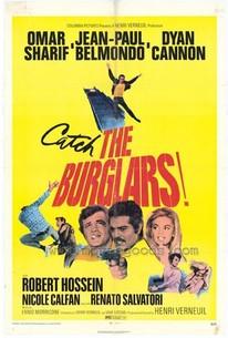 Le Casse (The Burglars)