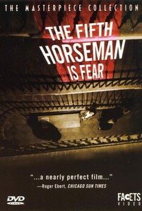 ...a Páty Jezdec Je Strach (...and the Fifth Horseman Is Fear)