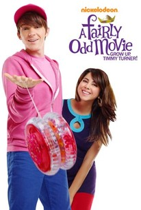 A Fairly Odd Movie: Grow up Timmy Turner