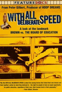 With All Deliberate Speed: The Legacy of Brown vs. Board