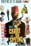 Carry on Spying (Agent Oooh!)