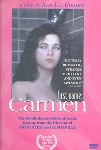 First Name - Carmen