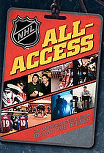 NHL All-Access (2008)