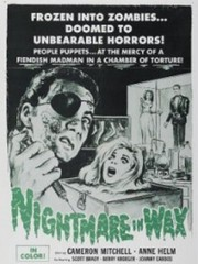 Nightmare in Wax (Crimes in the Wax Museum)