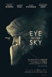 Eye in the Sky Movie Poster