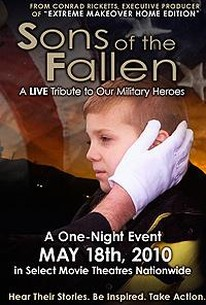 Sons Of The Fallen: A Live Tribute To Our Military Heroes