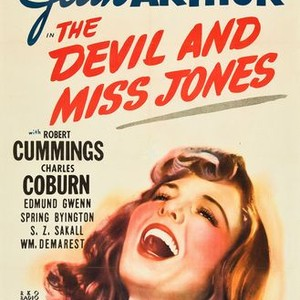 The Devil and Miss Jones (1941) - Rotten Tomatoes