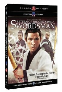 Return of the One Armed Swordsman (Du bei dao wang)