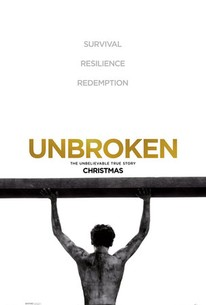 Unbroken Quotes Magnificent Unbroken 2014  Rotten Tomatoes