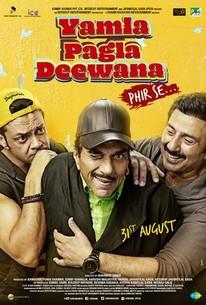 Yamla Pagla Deewana: Phir Se (2018) - Rotten Tomatoes