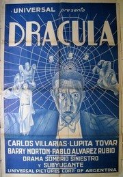 Drácula (Dracula, Spanish Version)