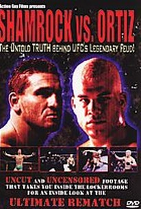 Shamrock vs. Ortiz: The Untold Truth Behind UFC's Legendary Feud