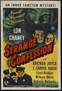 Strange Confession (The Missing Head)