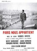 Paris Belongs to Us (Paris Nous Appartient)