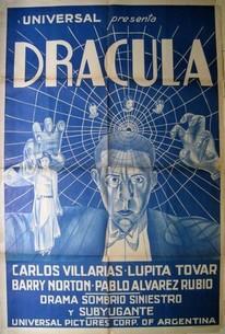 Drácula (Dracula, Spanish Version)