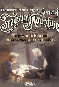 The ButterCream Gang: Secret of Treasure Mountain