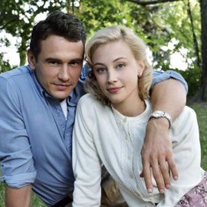 James Franco and Sarah Gadon