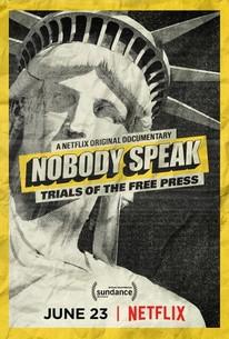 Nobody Speak: Trials of the Free Press