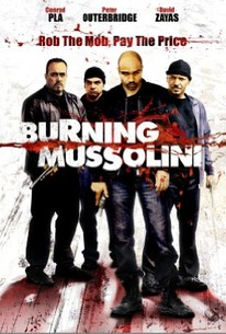 Burning Mussolini
