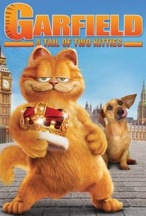 Garfield A Tail Of Two Kitties 2006 Rotten Tomatoes