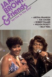 James Brown & Friends: Set Fire to the Soul
