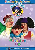 Big Comfy Couch: Dressing Up
