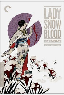 Lady Snowblood (Shurayukihime)