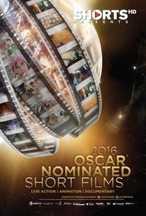 2016 Oscar Nominated Shorts - Live Action