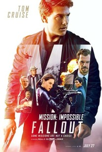 Mission: Impossible - Fallout (2018) - Rotten Tomatoes