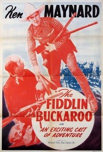 The Fiddlin' Buckaroo