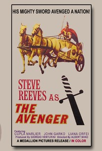 The Avenger (Leggenda di Enea, La)
