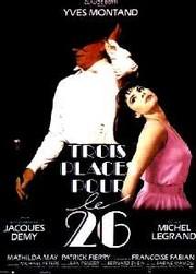 Trois places pour le 26 (Three Places for the 26th)