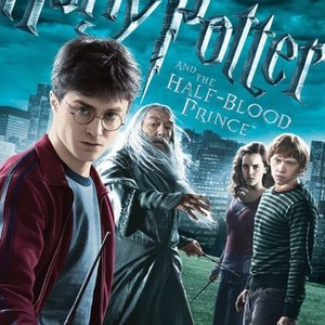 harry potter and the halfblood prince 2009 rotten