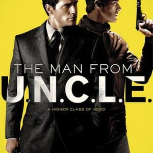 The Man From U.N.C.L.E. (2015) - Rotten Tomatoes
