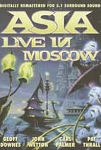 Asia - Live in Moscow