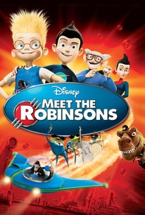 meet the robinsons 2007 rotten tomatoes