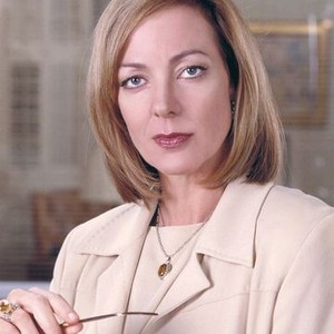 "Allison Janney as Press Secretary Claudia Jean ""C.J."" Cregg"