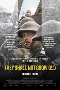 They Shall Not Grow Old 2019 Rotten Tomatoes